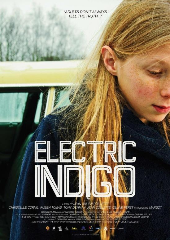 ELECTRIC INDIGO - POSTER